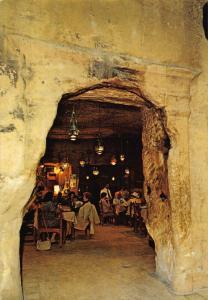 Jordan Petra Resthouse Restaurant postcard
