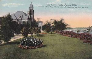 Ohio Dayton Van Cleve Park Named After Van Cleve One Of Daytons Earliest Sett...