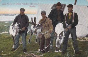 Alaska Cape Prince Of Wales Reindeer Herders