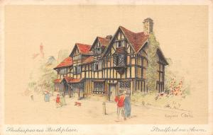 Stratford on Avon, Shakespeares Birthplace House