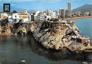 Spain Benidorm Alicante Mirador del Castillo Sobre el Mediterraneo