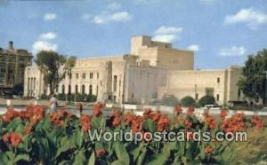 Winnipeg Canada, du Canada Memorial Park & Auditorium  Memorial Park & Audito...
