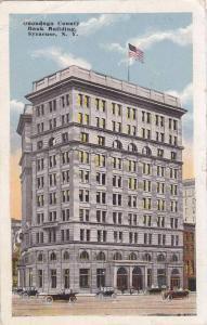 Onondaga County Bank Building, Syracuse,  New York, PU_1910