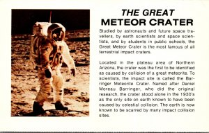 Arizona The Great Meteor Crater