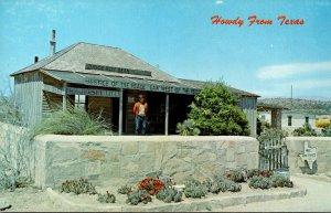 Texas Langtry Judge Bean Museum