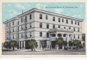 ST. PETERSBURG , Florida , 00-10s ; The Floronton Hotel