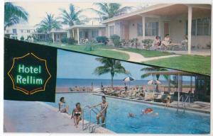 Hotel Rellim & Villa Colony, Pass-a-Grille Beach Fl