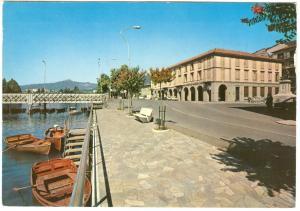 Italy, LAGO D'ISEO, SARNICO, 1960s unused Postcard