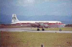 ELBEFLUG McDOUGLAS DC-6