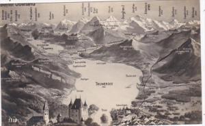 Switzerland Thunersee und die Berner Alpen Photo