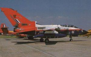 Military Aviation Postcard - BAe Tornado GR.1 ZA326 Aeroplane    RS24536