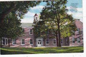 Illinois Rockford John Hall Sherratt Library Rockford College
