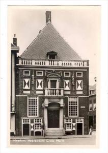 RP  HAARLEM , Netherlands, 40-50s   Hoofdwacht Grote Markt