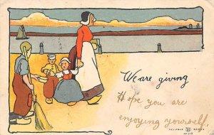 Dutch Children 1904