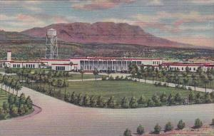 New Mexico Hot Springs Carrie Tingley Hospital And Caballo Mountains