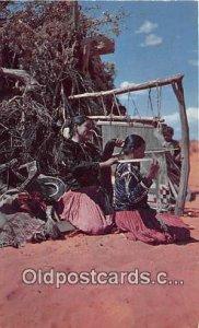 Navajo Hair Dresser Arizona, USA Unused