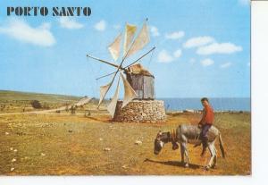 Postal 049396 : Porto Santo. Costumes tipicos da ilha