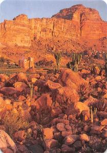 Yemen Un paysage de Al Mahweet Landscape General view