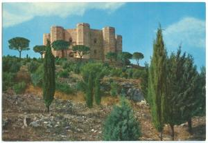 Italy, ANDRIA, Castel del Monte, unused Postcard
