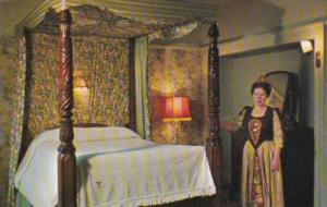Canada Georgian Room Olde England Inn Victoria British Columbia