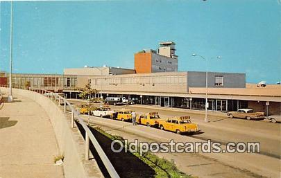 Cleveland, Ohio, USA Postcard Post Card Administration Building, Cleveland H...