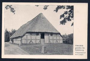 Open Air Museum Ostenfeld Farm Lyngby Denmark unused c1920