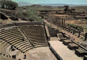 BR635 Turkey Bergama Asclepion Theatre
