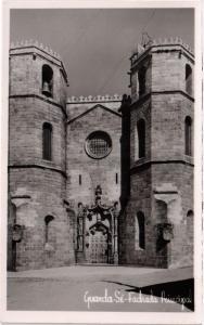 CPA Guarda- Sé, fachada principal. PORTUGAL (760816)