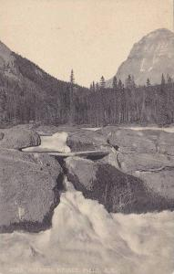 Natural Bridge, Field, British Columbia, Canada, 1900-1910s