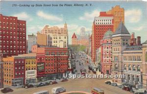 State Street Albany NY Unused