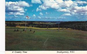 A Country View, Strathgartney, Prince Edward Island, Canada, 1970-1980s
