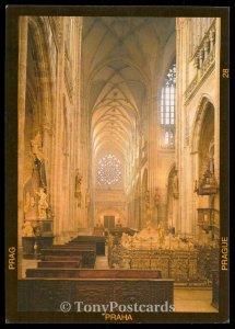 PRAGUE Hradcany - St. Vitus' Cathedral