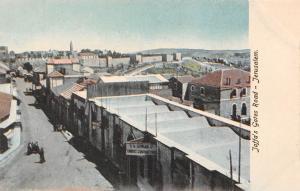 Israel Jerusalem, Jaffa's Gate Road