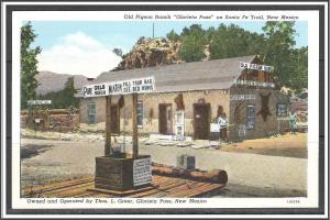 New Mexico, Santa Fe Old Pigeon Ranch Glorieta Pass