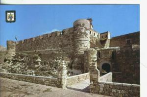 Postal: Melilla: Puerta de Santiago en Melilla la Vieja