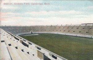 CAMBRIDGE , Massachusetts , 00-10s ; Stadium, Soldiers Field