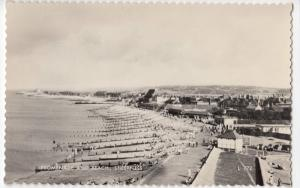 Kent; Promenade & Beach, Sheerness RP PPC By Valentines, Unposted, c 1930's