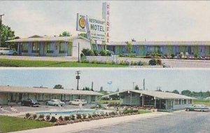 North Carolina Roanoke Rapids Fairfax Motel And Restaurant