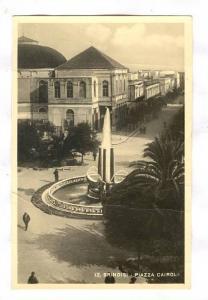 RP; Brindisi , ITALY, 20-40s ; Piazza Cairoli