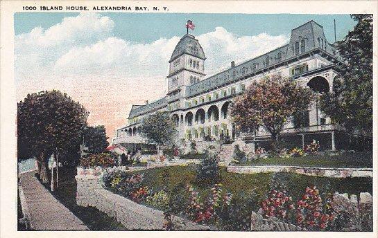 1000 Island House Alexandria Bay New York