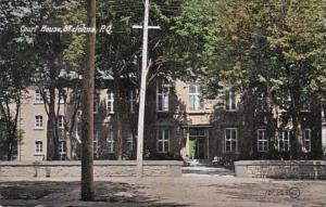 Canada St Johns Court House 1911
