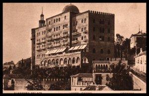 Alhambra Palace,Hotel Casino,Granada,Spain BIN