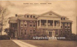 Draper Hall MSC - Amherst, Massachusetts MA