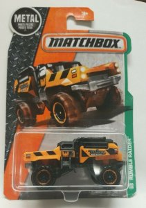 Matchbox Car # 105 Rumbler Raider