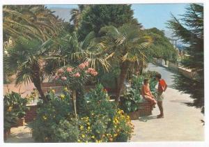 Pietra Ligure, Italy, 40-60s Garden