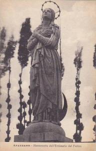 Monumento Dell'Emissario Del Fucino, Avezzano (Abruzzo), Italy, 1900-1910s