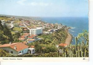 Postal 050237 : Tenerife - Canarias - Espa?. Vista general de Bajamar