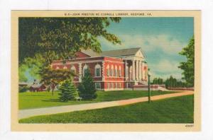 John Preston McConnell Library, Radford, Virginia, 30-40s