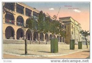 South Barracks,  Gibraltar, 00-10s