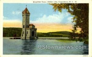 Kingfisher Tower Cooperstown NY Unused